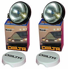 VEHICLE LIGHTS - DELTA 500 SERIES COMP D/LIGHT XENON 500BX - 100W - 1 PAIR