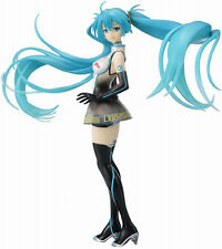 Vocaloid 8'' Hatsune Miku Race Queen 2011 Sega Prize Figure Anime Manga NEW