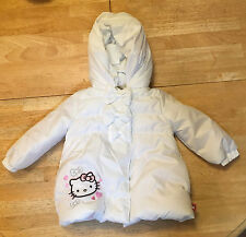 HELLO KITTY  BABY'S PUFFER JACKET size 18 mos