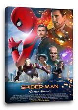 "Spiderman Homecoming Leinen Marvel Avengers Infinity Wars Poster Druck "" 30x """
