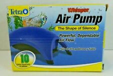 Tetra Whisper Easy to Use Air Pump for Aquariums (Non-UL) Up to 10-Gallons