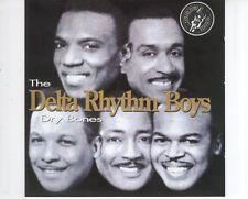 CD DELTA RHYTHM BOYSdry bonesNEAR MINT  (A1913)