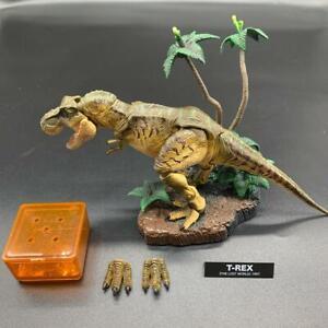 Revoltech 029 T Rex The Lost World Jurassic Park Figure 195mm Kaiyodo Japan FS