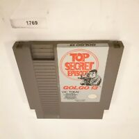 Golgo 13: Top Secret Episode (Nintendo Entertainment System, NES)