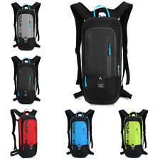 UK 10L Outdoor Sports Backpack Bicycle MTB Bike Cycling Storage Water Bag Riding