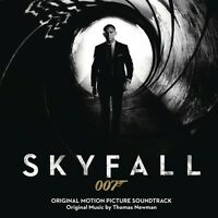 THOMAS NEWMAN - SKYFALL/OST [BOND 007] CD KLASSIK POP SOUNDTRACK NEU