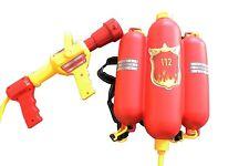 Feuerwehr Rückenspritze Wasserspritze Tankrucksack Wasserpistole 2,2 Liter