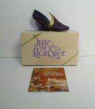 Just The Right Shoe Italian Racer 1998 by Raine Willitts Designs w/Box