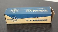 Vintage Pyramid Tms-& 4000Mfd 15 Wv Can Capacitor for Tube Amplifier Never used