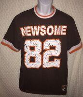405a3d1a Ozzie Newsome Gridiron Greats Classics t-shirt size adult L/XL Cleveland  Browns
