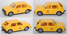 Siku Super 1312 03900 CH VW Golf I LS, Post, PTT, ca. 1:55