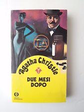 Due mesi dopo Agatha Christie Oscar Mondadori gialli giallo