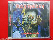 cds cd compact disc iron maiden no prayer for the dying mother russia holy smoke