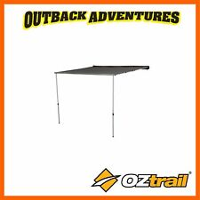 OZTRAIL TOURING RV SHADE AWNING 2.5M - GREY 2.5 M