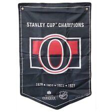 Ottawa Senators NHL 2018 Molson Canadian Stanley Cup Champions Banner Coors