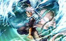 Bleach Hitsugaya  - Huge Poster  22 x 34 inch  ( Fast Shipping )  in Tube 0525