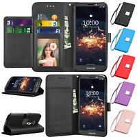 For Motorola Moto E5 Play / Cruise / GO Phone Case Wallet Flip Leather Cover