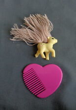 MY LITTLE PONY MLP G1 Pony Look Hair-Ties Posey EUROPEAN EXCLUSIVE vintage 1980s