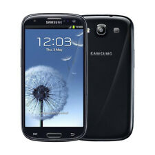 Samsung Galaxy S3 GT-I9300 16GB Unlocked 3G Smart Phone -  Black