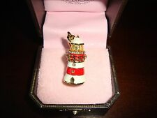 NEW JUICY COUTURE LIGHTHOUSE CHARM FOR BRACELET/NECKLACE
