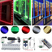 US 10~500FT 5050 SMD 3 LED Module STORE FRONT Window Light Display DIY Sign Lamp