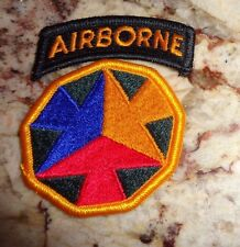 U.S.Army. Patch, National Training Center Tarantula Team Oc'S