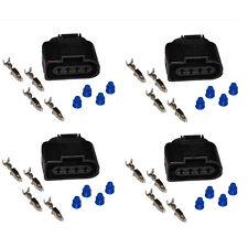 Connecteur 2 broches Kit de réparation pour VW 1j0972712 Skoda Seat Audi masculin Prise