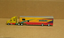 Trucks & Stuff SPT3188 HO Kenworth T700 w/Bob Panella Racing Trailer