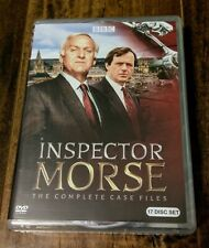 BBC Inspector Morse: The Complete Series DVD 17 Disc Box Set REGION 1 USA *NEW*