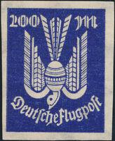 DR 1923, MiNr. 267 U, sauber ungebraucht, Mi. 80,-