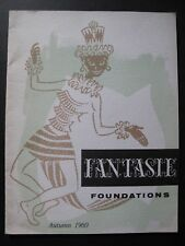 FANTASIE Foundations – Autumn 1960 Illustrated Price List - Fashion / Corsetry