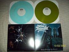 KING DIAMOND Amon Belongs to Detroit Double LP Mercyful Fate Judas Priest brats