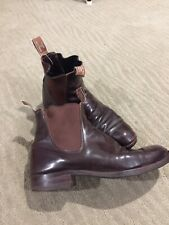 RM Williams Boots Size 8 Mens