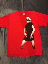 Lot of 2 Vintage Madonna T-Shirts -