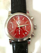 Girard-Perregaux Ferrari Chronograph 8020 Automatic Watch EXC++ #35084