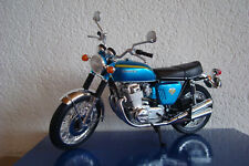Honda CB 750 Four Blue Blue (Candy Blue) 1:12 Automaxx Joycity