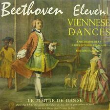 "Beethoven(7"" Vinyl)Eleven Viennese Dances-ARC-ARC 32-UK-1963-Ex/Ex"