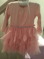 Pink Glittery Tutu dress for toddlers - Size 18 months