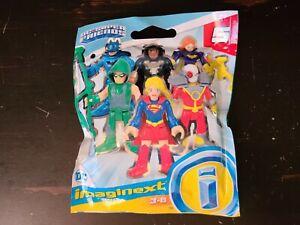 Batgirl unmasked Imaginext DC Super Friends Series 5 Blind-Bag Sealed code 67