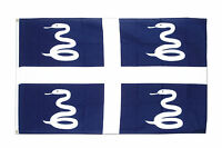 3x5 Martinique Flag 3'x5' House banner Brass Grommets Super Polyester
