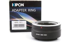 Kipon Adapter Ring Rollei SLR - Sony NEX E-Mount