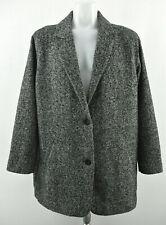 LEVI STRAUSS Femmes à col laine veste à manches longues Levi's manteau taille L
