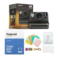 Polaroid Now i-Type Instant Camera Star Wars Mandalorian Film & Accessory Bundle
