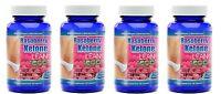 4 BOT RASPBERRY KETONE LEAN Advanced Fat Weight Loss 1200 mg 60 CAPS MaritzMayer