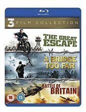a Bridge Too Far The Great Escape Battle of Britain Region B Blu-ray