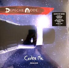 """Depeche Mode 2x12"""" Cover Me [Remixes] - Europe (M/M - Scellé)"""