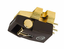 Audio Technica AT VM750SH Moving Magnet Cartridge New VM Range Shibata Stylus