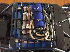AXIAL RR10 BOMBER ROOF NET...Fits Gear Head GEA 1308 Black
