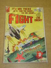 FIGHT THE ENEMY #3 G+ (2.5) TOWER COMICS MARCH 1967