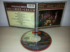 CREAM - STRANGE BREW - THE VERY BEST OF - CD